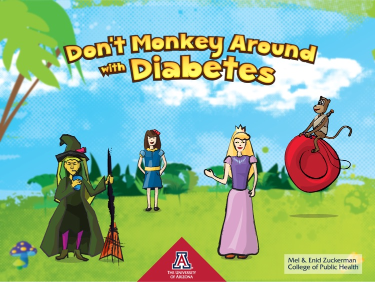 Don't Monkey Around with Diabetes