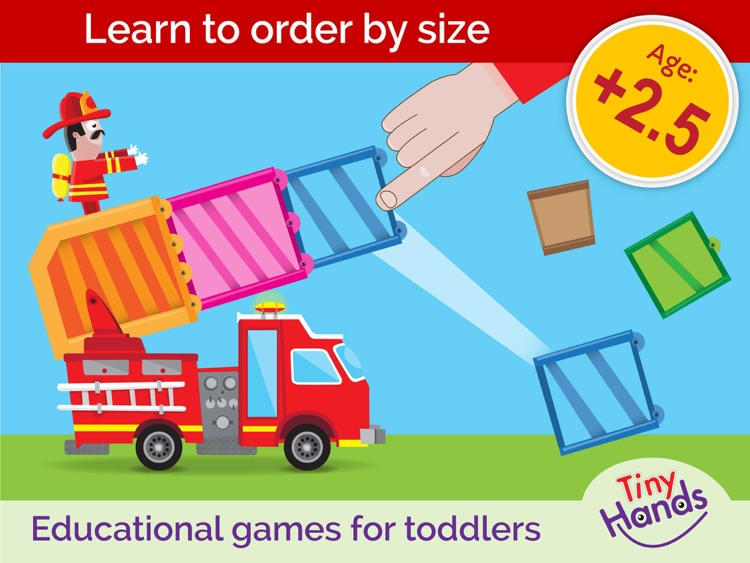 Kids puzzles games - toddlers games for kids free screenshot-0