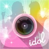 idol camera-free cute decoration,effect,akiba girls fashion