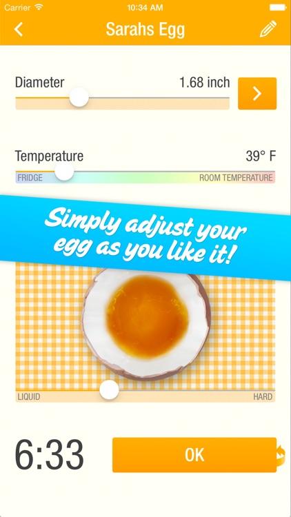 EggMaster – A sophisticated Egg Timer screenshot-0