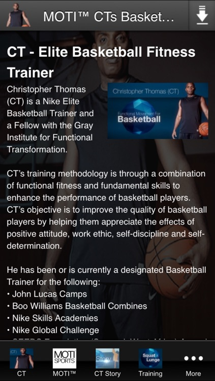 CT15 - Difference-Maker Workouts by MOTI™ screenshot-4