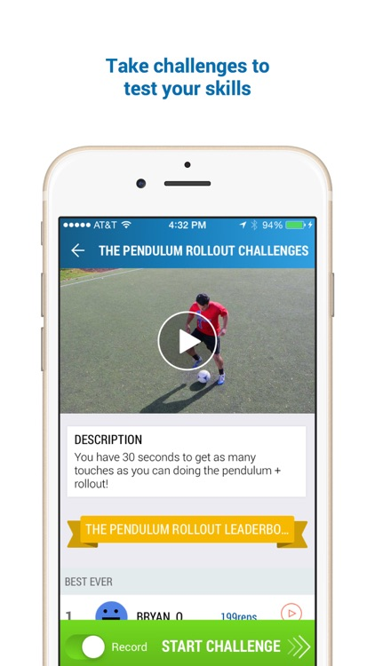 Sportsy - Soccer Drills and Training screenshot-4