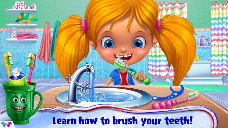 Happy Teeth, Healthy Kids - Tooth Brushing Fun