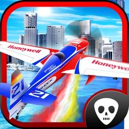 Stunt Baron Metal Wings xtreme a 3d bandit airplane pilot