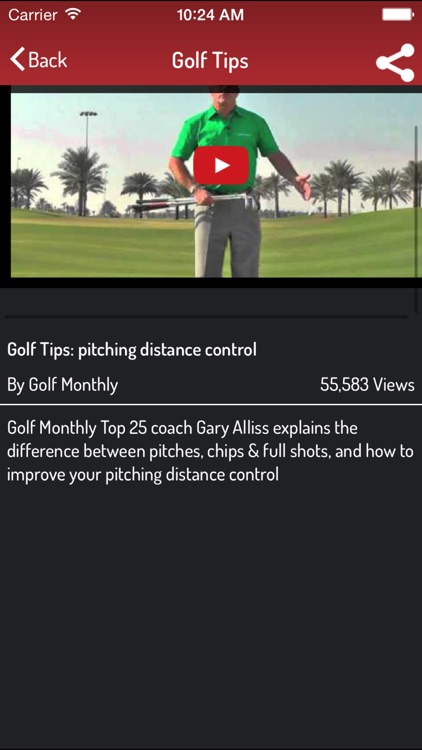 How To Play Golf - Golf Lessons