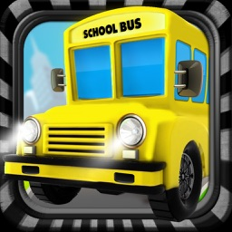 School Bus Driving Simulator -  Drive and Avoid Heavy Traffic