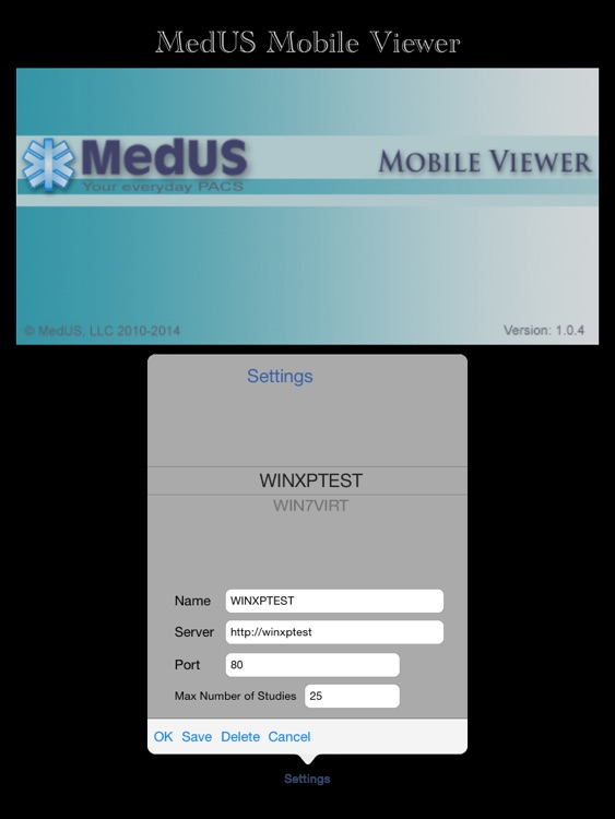 MedUS Mobile Viewer screenshot-1