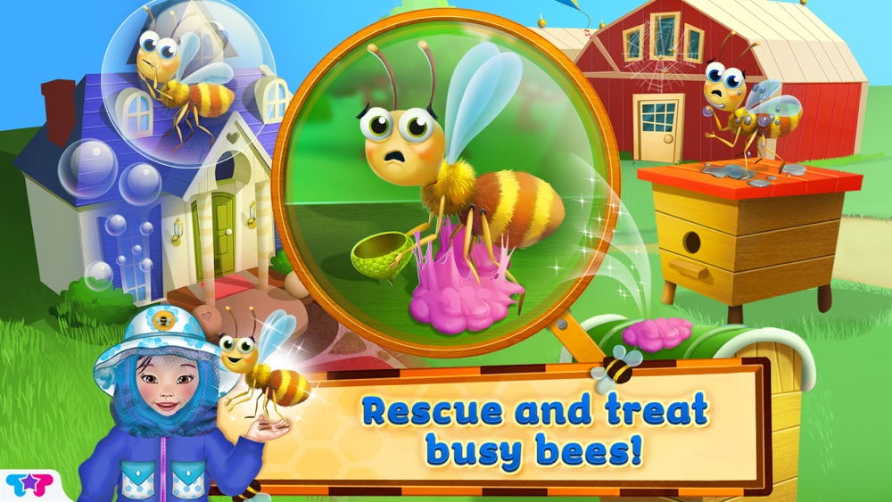 Baby Beekeepers – Save & Care for Bees