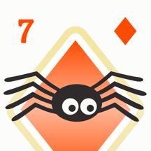 蜘蛛接龙 (Spider by Appaca) - 一组和两组花色的连环新接龙游戏