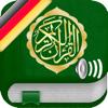 Koran Audio MP3 in Deutsch, Arabisch und Transliteration