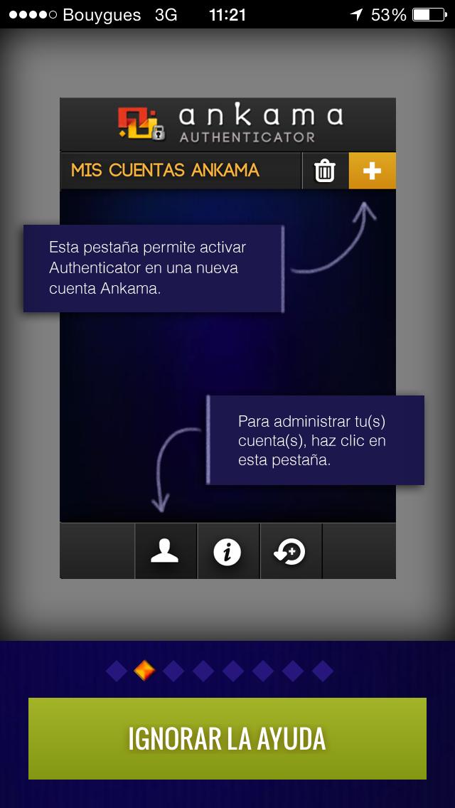 Ankama AuthenticatorCaptura de pantalla de4