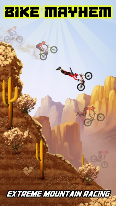 скачать игру bike mayhem много денег