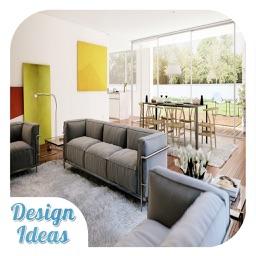 Living Room Design Ideas HD