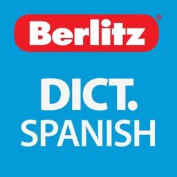 Spanish - English Berlitz Standard Talking Dictionary