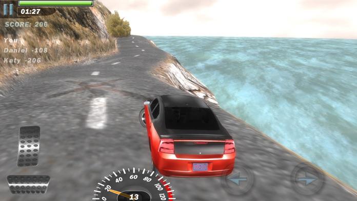 Mad Cop 3 Free - Police Car Chase Smash Screenshot