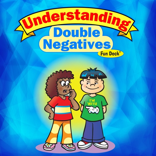 Understanding Double Negatives Fun Deck