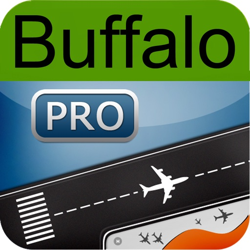 Buffalo Airport - Flight Tracker Premium