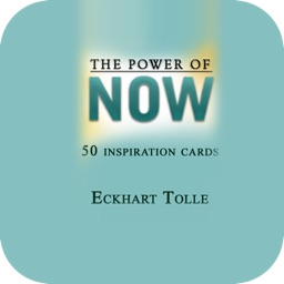 The power of Now- Inspiration Deck