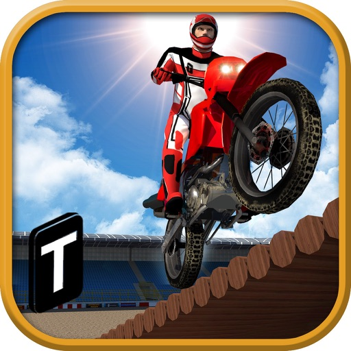 Crazy Biker 3D: Top Free Stunt Game