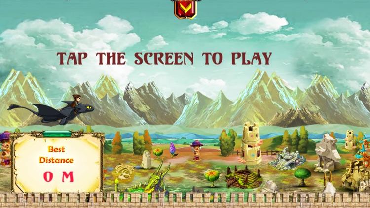 Dragon Runner Dash for Free screenshot-3