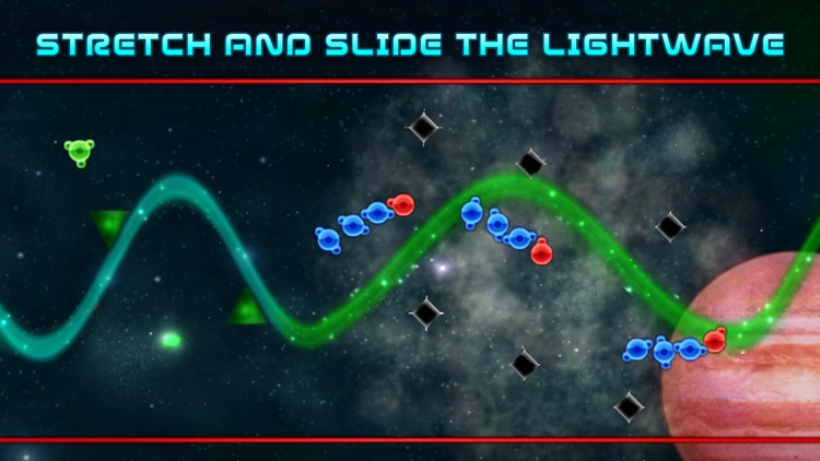 Wavefront (wave action puzzle) screenshot-1