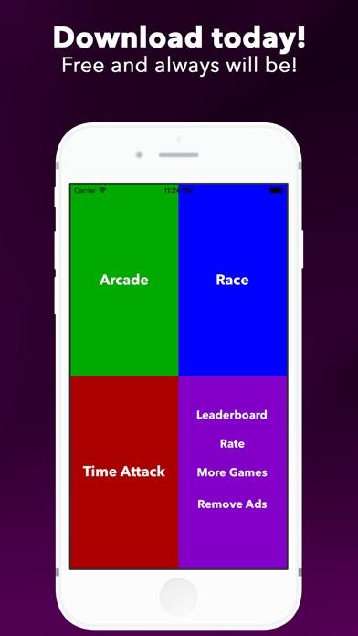 Spectrum Fail - Intense color amusement Screenshot on iOS