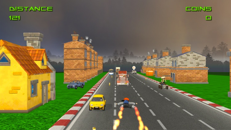 Road Skill screenshot-3