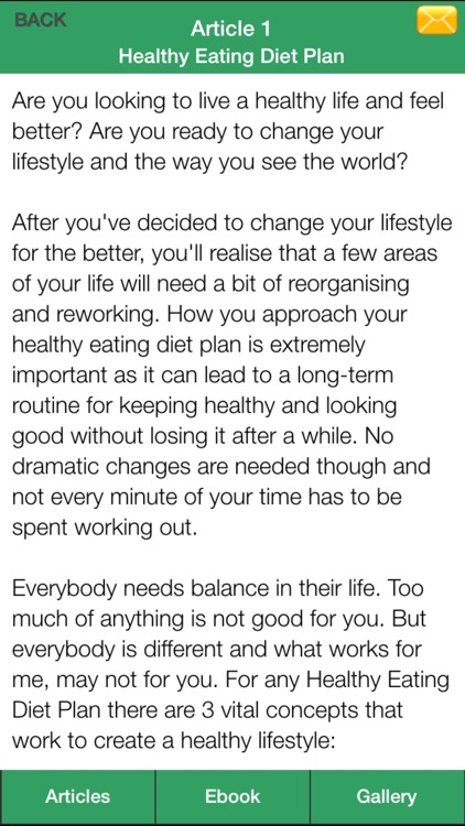 Healthy Happy Guide - Have a Fit & Healthy with Healthy Happy Guide ! screenshot-3