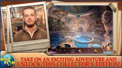 Off the Record: The Italian Affair - A Hidden Object Detective Game screenshot four