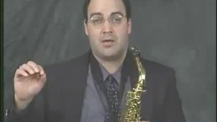 Learn To Play The Saxophone screenshot-2