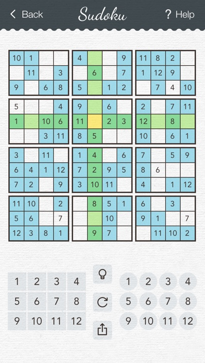 Sudoku New - fascinating board puzzle game for all ages by