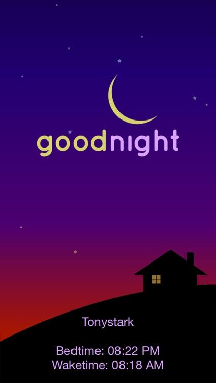 Goodnight - Parent monitor screenshot-3