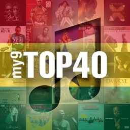 my9 Top 40 : GH music charts