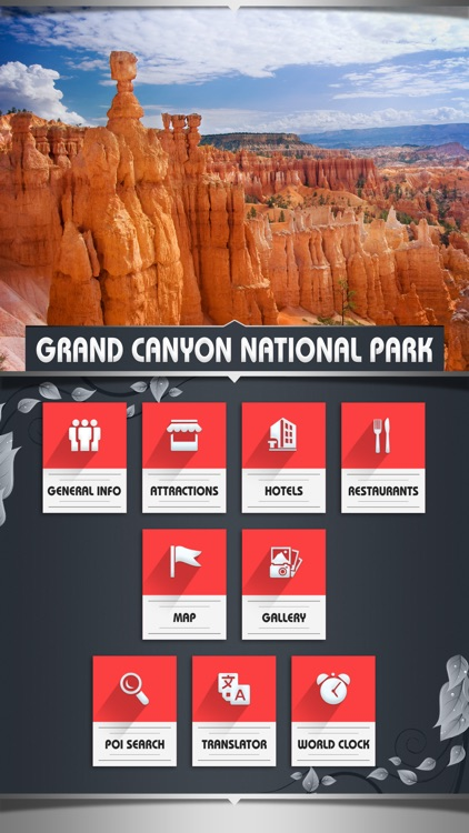 Grand Canyon National Park Travel Guide screenshot-1