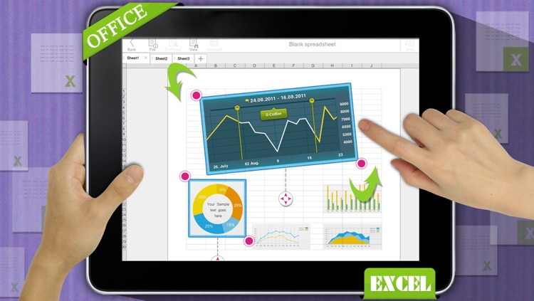 Office Productivity Suite - for Microsoft Office Word, Excel, PowerPoint edition