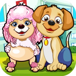 Pet Mommy's Newborn Baby Born Doctor - my new mom & hospital salon games