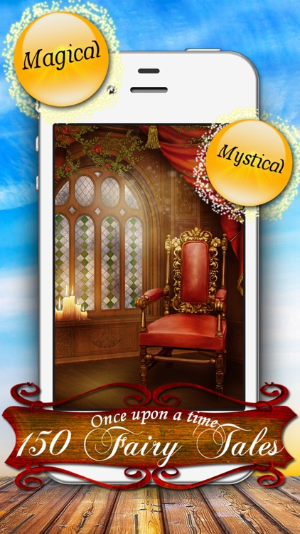 Grimm's Fairy Tales - Children's & Household Tales screenshot-4