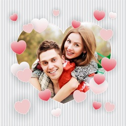 Photo With Romantic Frames