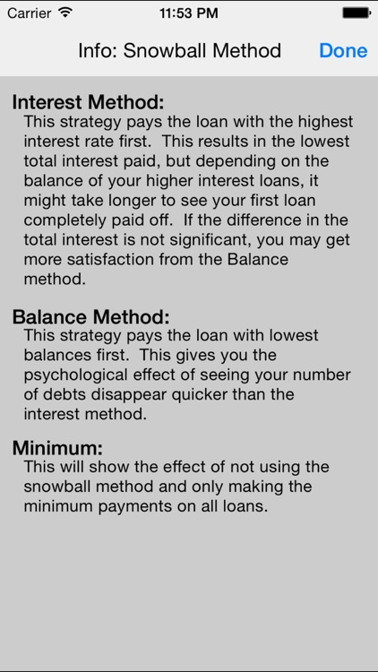 Debt Snowball Pro - Improve Your Budget and Become Debt Free