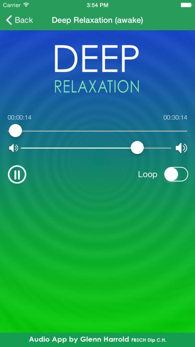 Deep Relaxation Hypnosis AudioApp-Glenn Harroldのおすすめ画像3