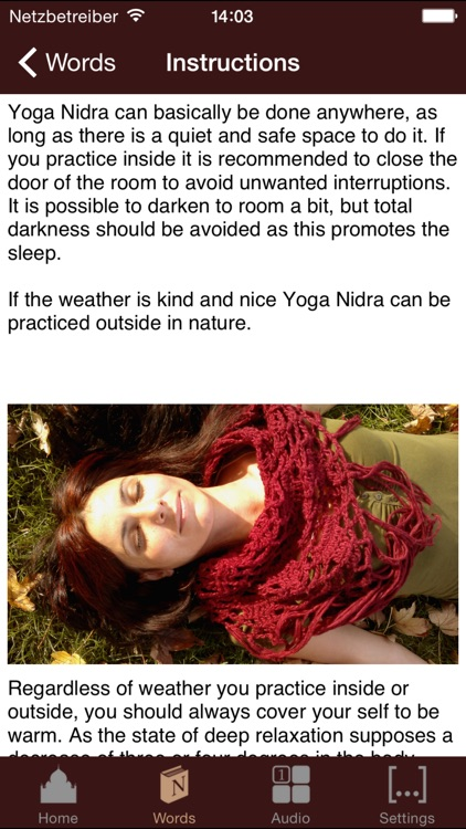 Yoga Nidra screenshot-2