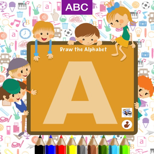 ABC for Kids - Tracing Alphabets