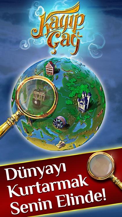 Kayıp Çağ: Gizli Nesne Oyunu screenshot-0