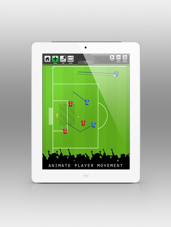 The Master Tactician Pro: Soccer Coach screenshot-3