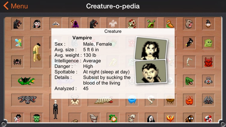Strange Creature Locator screenshot-3
