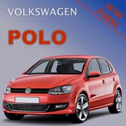 Каталог  запчастей VW Polo
