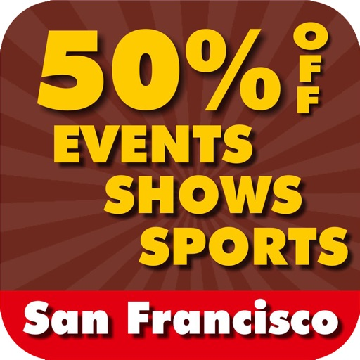 50% Off San Francisco Events, Shows and Sports Guide by Wonderiffic ®