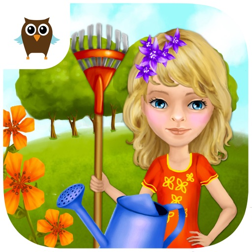 Dream Garden - Plant Care and Backyard Clean Up (No Ads)