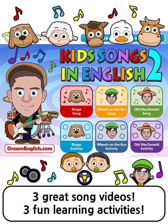 Kids Songs in English 2 HD