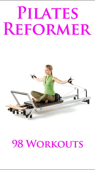 点击获取Pilates Reformer Workouts